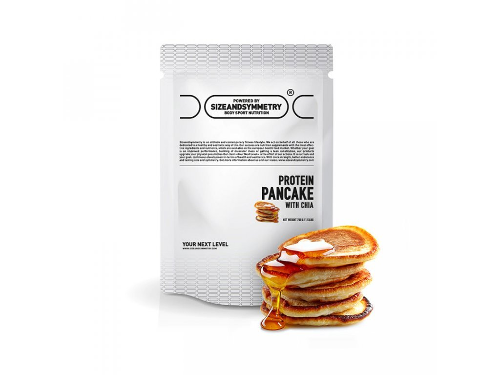 57 sizeandsymmetry protein pancakes palacinky natural