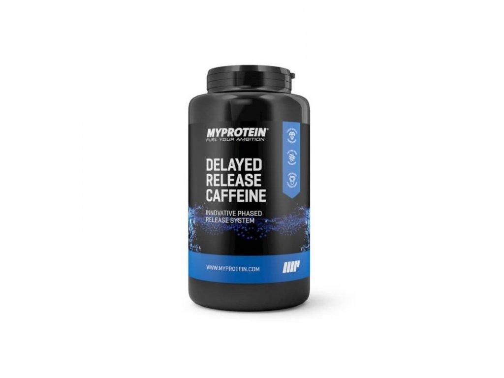 myprotein kofein s postupnym uvolnovanim