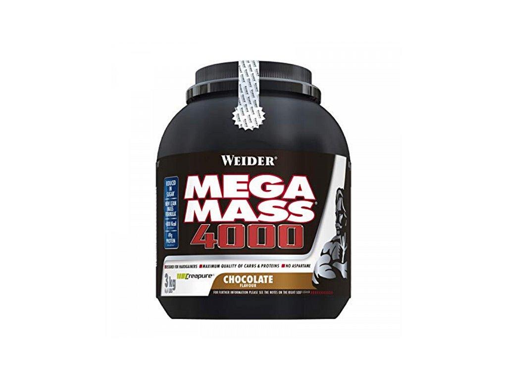 800x600 main photo Weider Mega Mass 3 kg