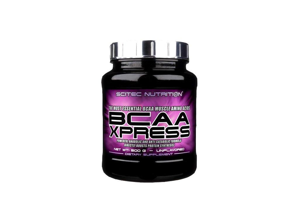 scitec nutrition bcaa xpress 500g natural (1)