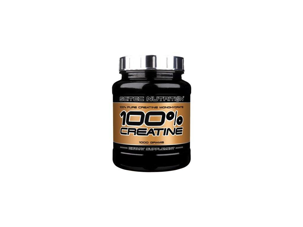 100 kreatin monohydrat v prasku 100 creatine monohydrate scitec nutrition 1000 g fbadvert