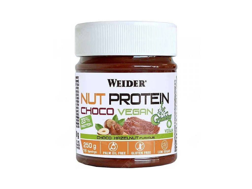 800x600 main photo weider nut protein choco vegan crunchy 250 g