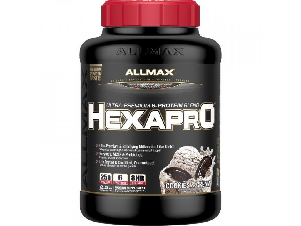 allmax hexapro protein