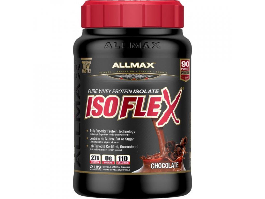 allmax isoflex whey protein isolate