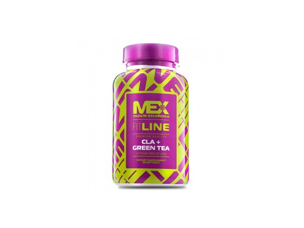 Mex nutrition CLA + Green Tea 90 tablet