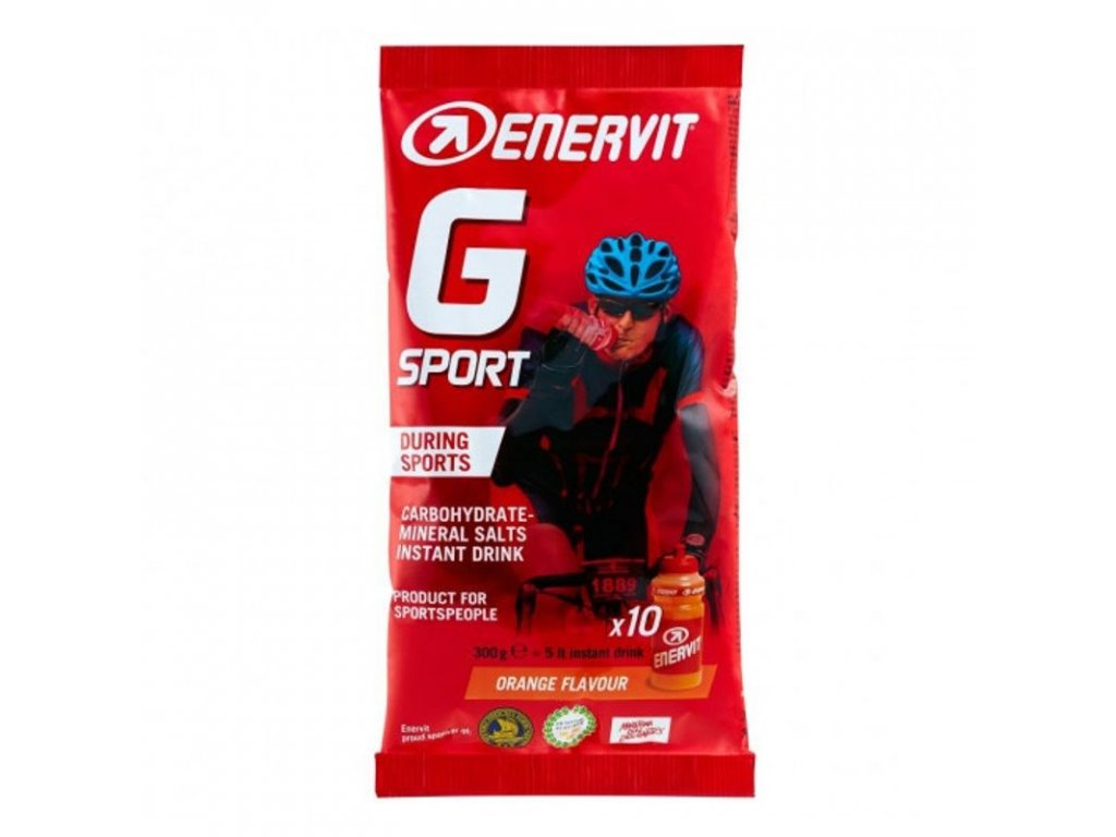 IsotonicDrinkPomeranc(GSport)300g enervit (1)