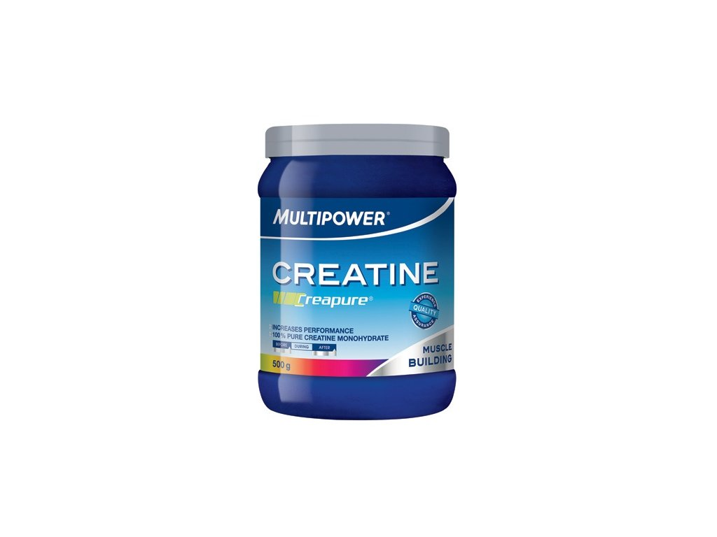 MULTIPOWER CREATINE Creapure 500 g
