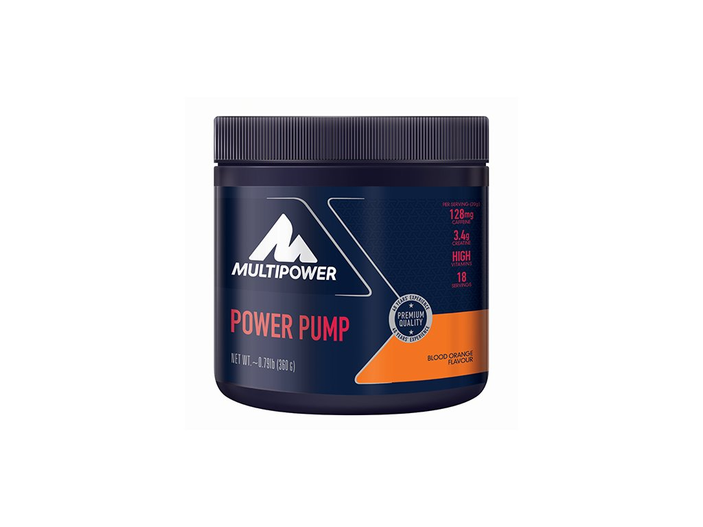 MULTIPOWER Power Pump 360 g
