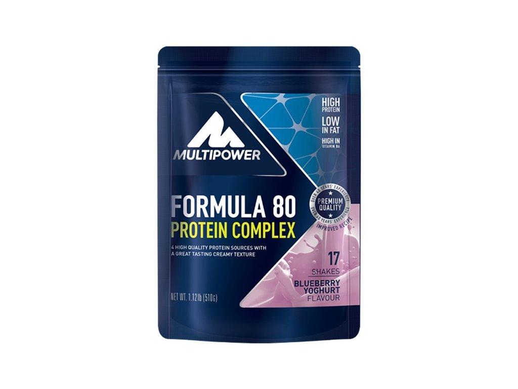 MULTIPOWER Formula 80 Protein Complex 510 g
