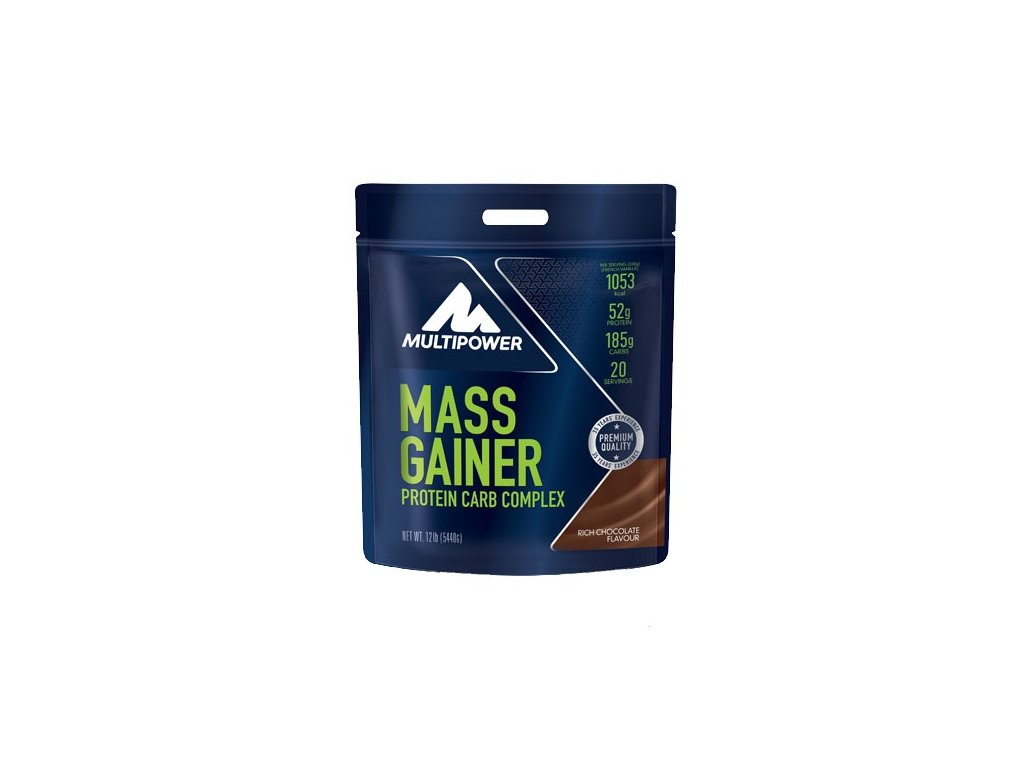 MULTIPOWER Mass Gainer - 5440g