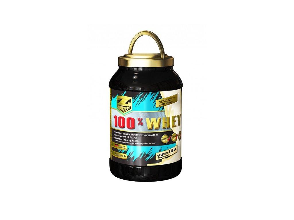 Z-KONZEPT NUTRITION 100% Whey Protein 2270 g