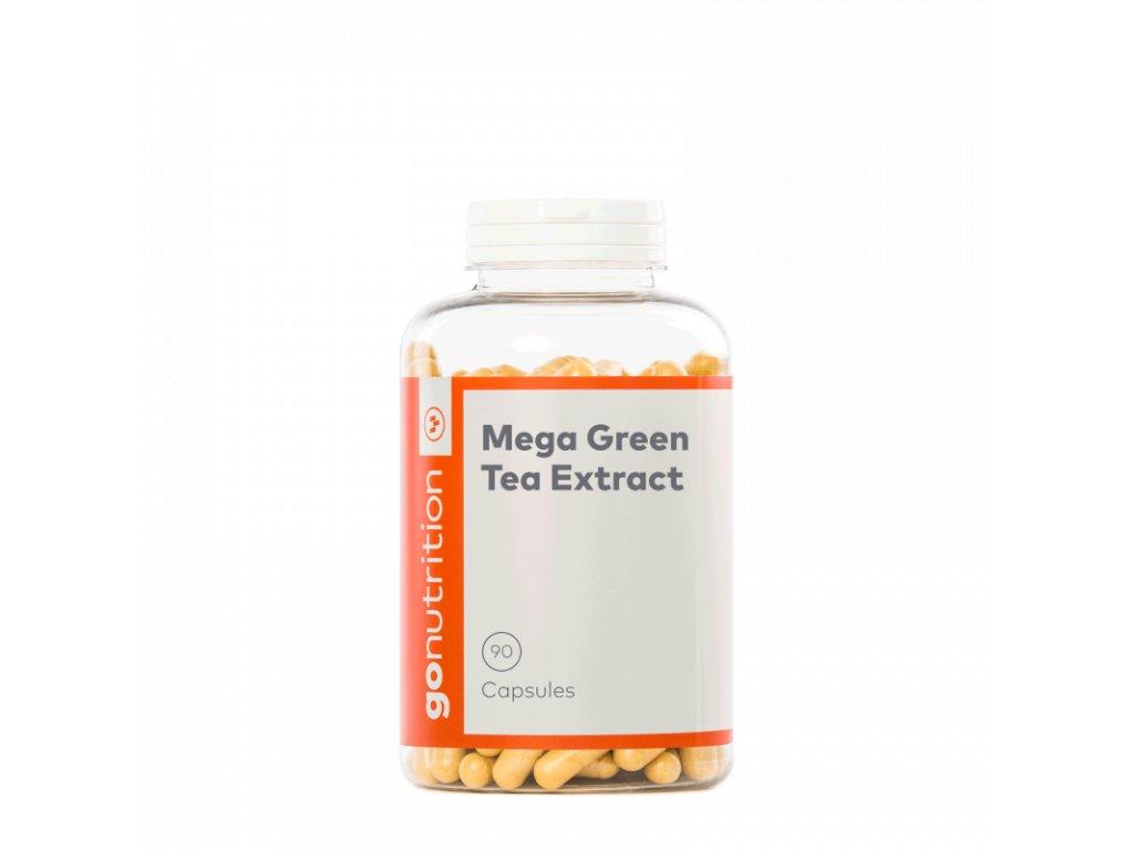 gonutrition mega green tea extract 180 caps