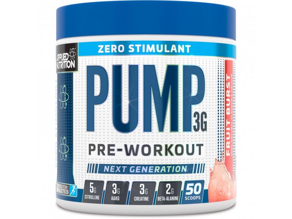 applied nutrition pump 3d