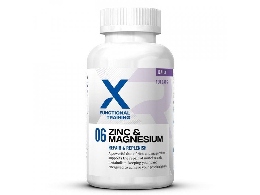 ZincMagnesium 100kapsli Reflex