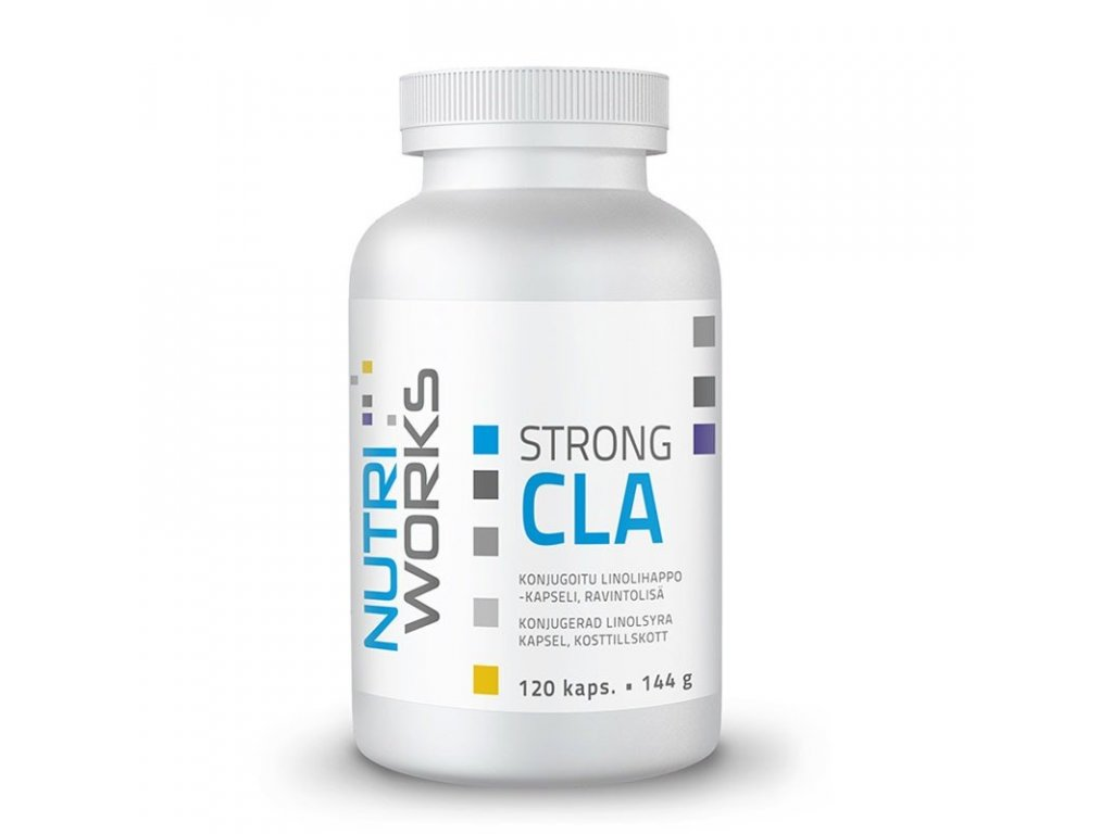 StrongCLA140cps Nutriworks