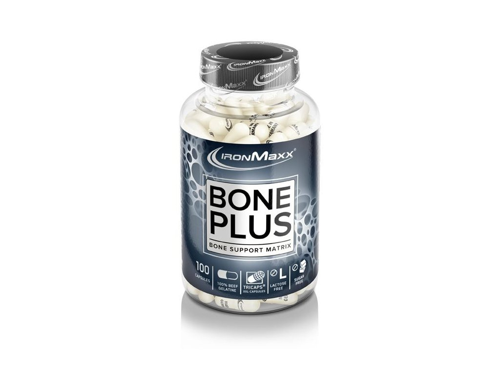 ironmaxx bone plus 100 kapseln
