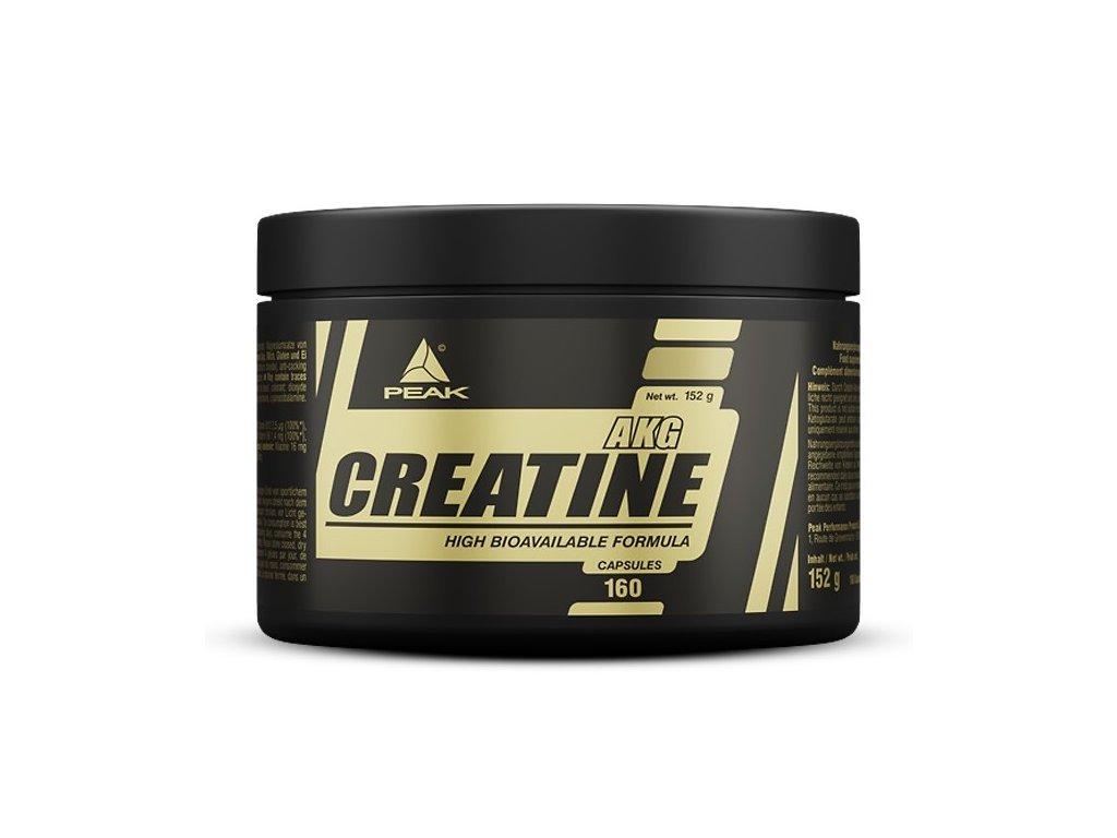 56414 peak creatine akg 160 kaps