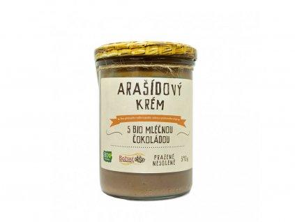 Arašídový krém s čokoládou 390g