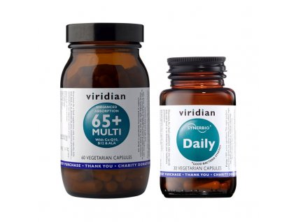 65+ Multi a Synerbio Daily 30cps