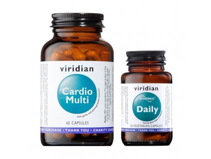 CardioMulti60cps Synerbiodaily30cps