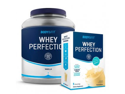 body fit whey perfection special