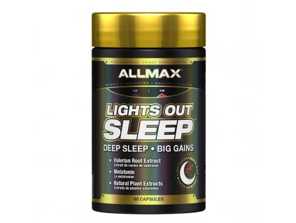 allmax lights out sleep