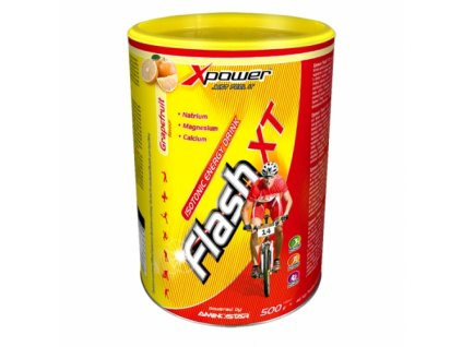 Aminostar Xpower Flash XT Isotonic energy drink 500g