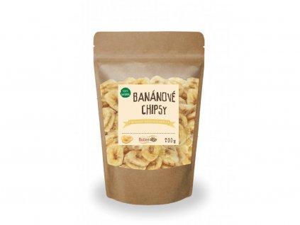 Banánové chipsy 200g