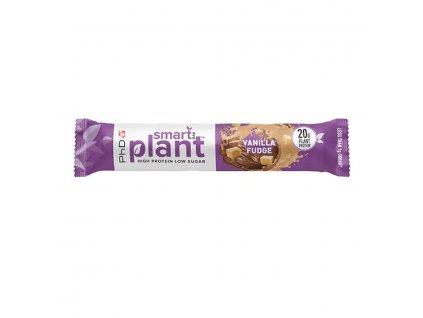 1.smart bar plant 64g vanilla fudge