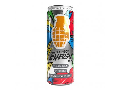 Energey drink 330ml Grenade