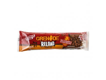 ReloadProteinBar(BilionairesShortBread) Grenade