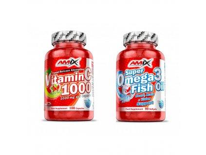 vitamin c omega 3super