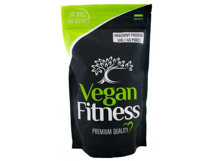 Hrachovy protein Vegan Fitness