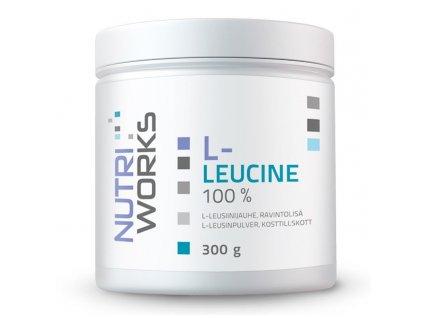 L Leucin 300g Nutriworks