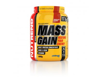 mass gain 1000g vs 052