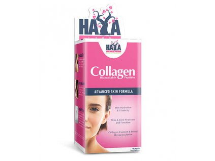 Haya Labs Collagen 500mg 90 kapslí