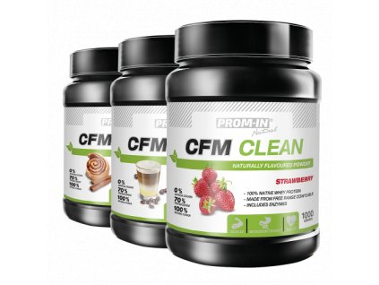 Prom-IN CFM Stevia 1000g