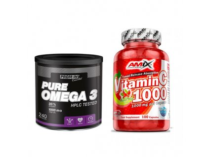 amix vit c omega 3