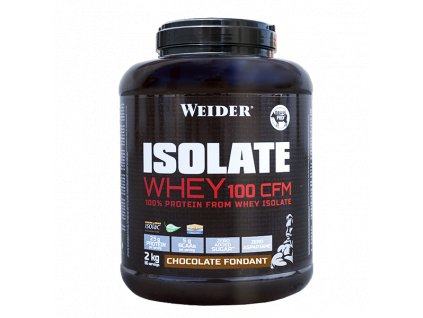 800x600 main photo weider isolate 2kg čokoláda