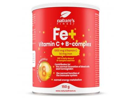 1 iron vitamin c b complex 150 g