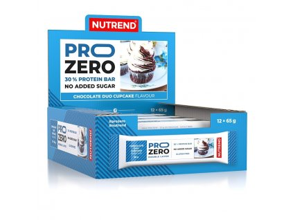 Nutrend ProZero BOX 12x65g