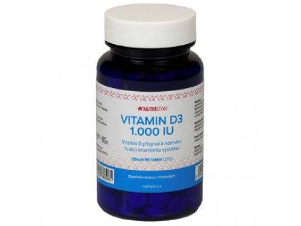 vitamin d3 1000 90
