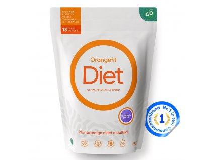1.diet blueberry prize