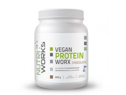 veganprotein choc 500g