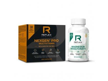 1.Nexgen PRO enzymes albion magnesium