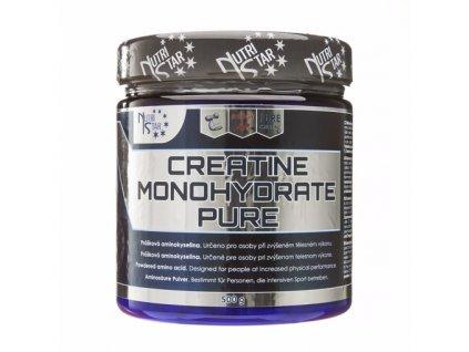 0000624 creatine monohydrate pure 500 g dose 510