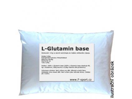 glutamine sacek