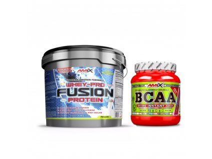 fusion BCAA