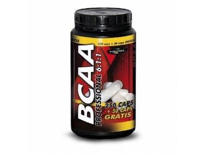 Explomax BCAA Professional 6:1:1 300 kapslí