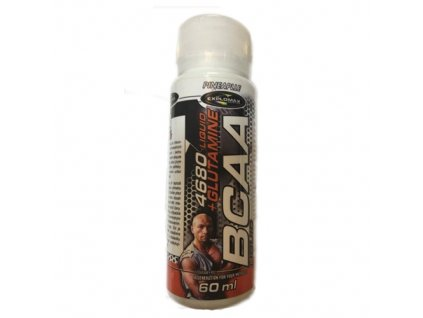 Explomax BCAA 4680 liquid + Glutamine 60ml